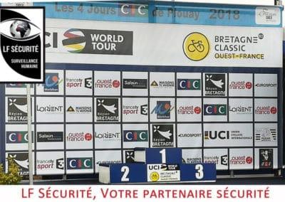 LF Sécurité présent sur événements sportifs