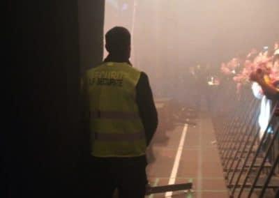 LF Sécurité présent sur concerts