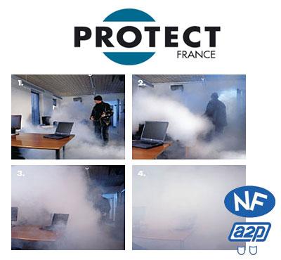 Générateur de fumée Protect France
